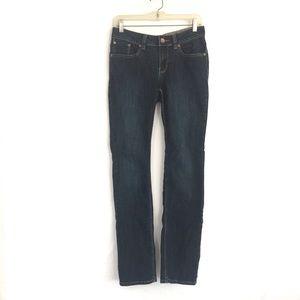 Marmot Denim Jeans women's straight leg Size 8